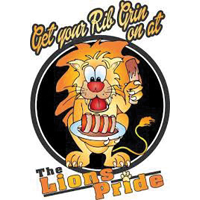 The Lions Pride logo